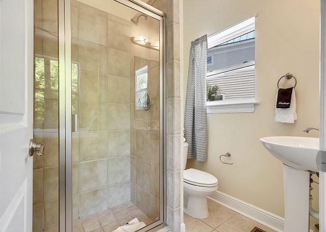 Bathroom on second florr