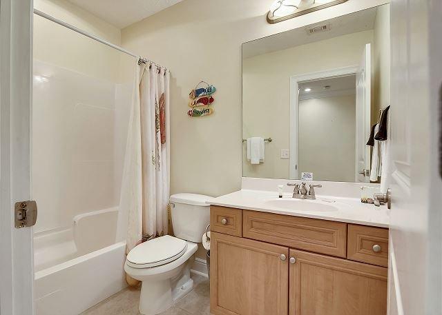 Third Floor Shared bathroom