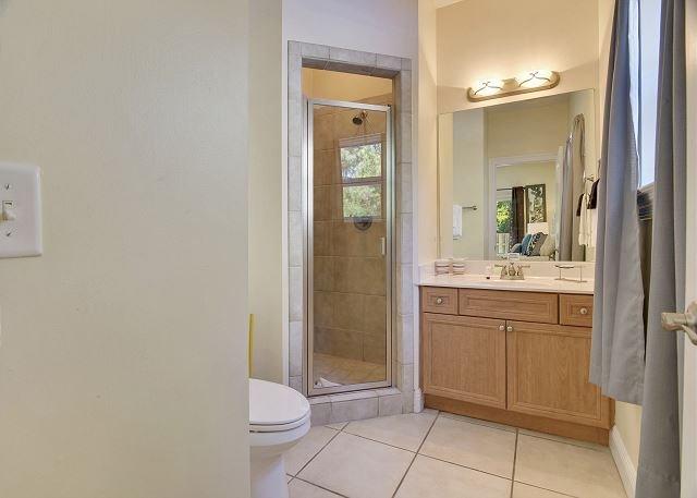 Bathroom in MIL Suite