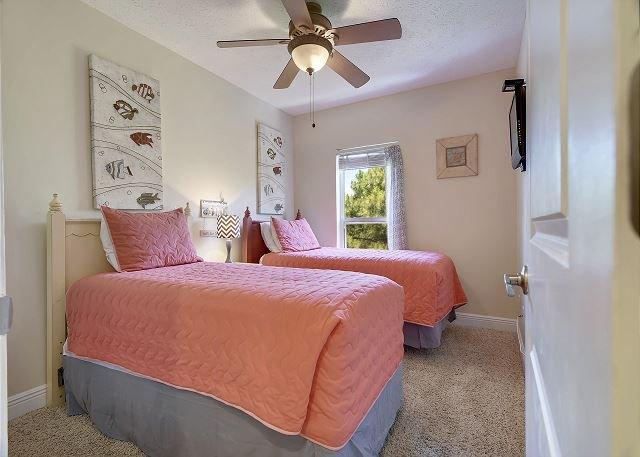 Third bedroom on third floor