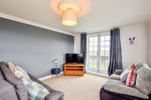 Fountains View, holiday rental in Knapton