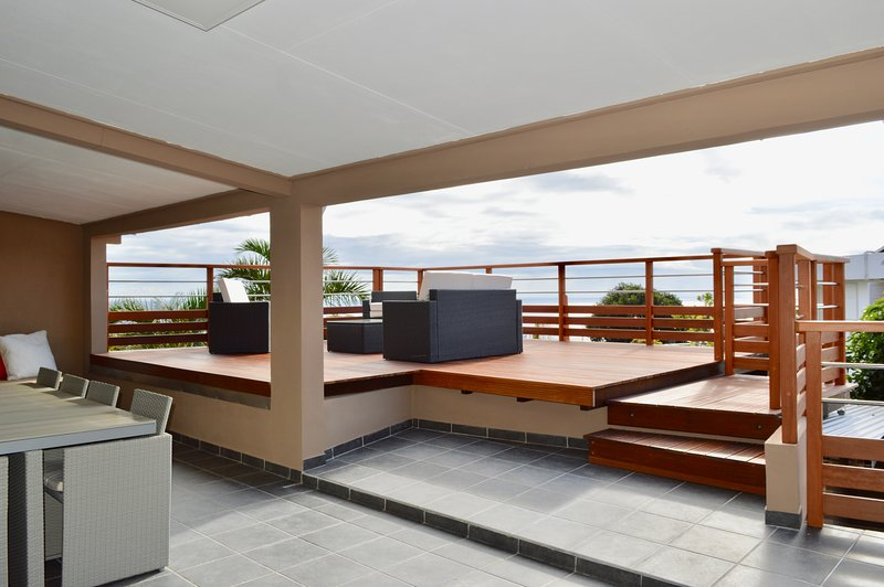 Appartement vue sur mer, bellepierre, Ile de la Réunion, holiday rental in Saint-Denis