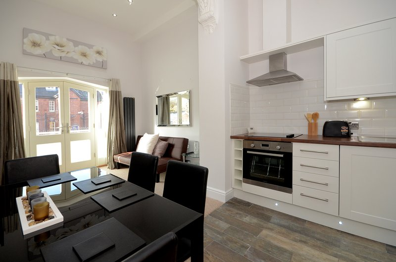 Apartment 4 The Keyes, location de vacances à Stillingfleet