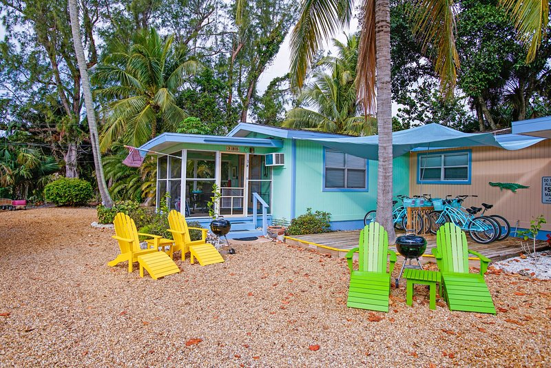 #3 Ibis, holiday rental in Sanibel Island