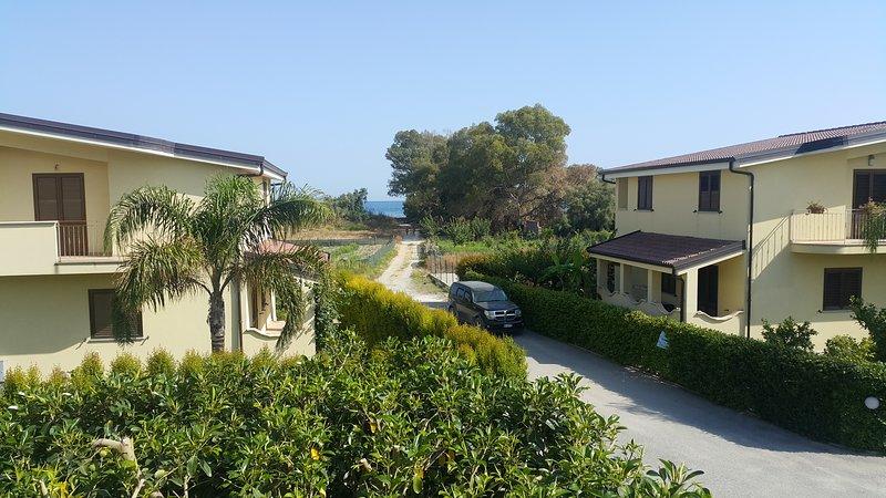 100 metri dal Mare, Caulonia Marina, vacation rental in Caulonia