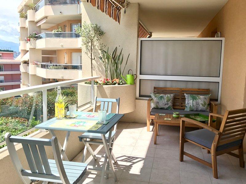 garden furniture terrace