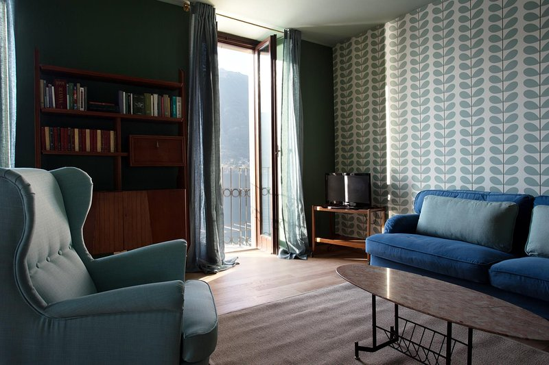 Domus Plinii 1792 Suites -  Suite al secondo piano con vista mozzafiato sul Lago, holiday rental in Palanzo