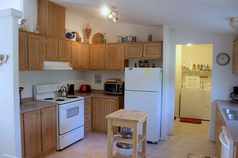 Keuken / laundary