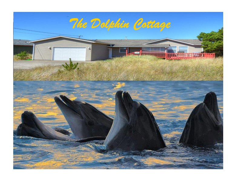 The Dolphin Cottage, holiday rental in Waldport