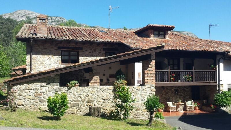 Casa Rural en Llanes, holiday rental in Robellada