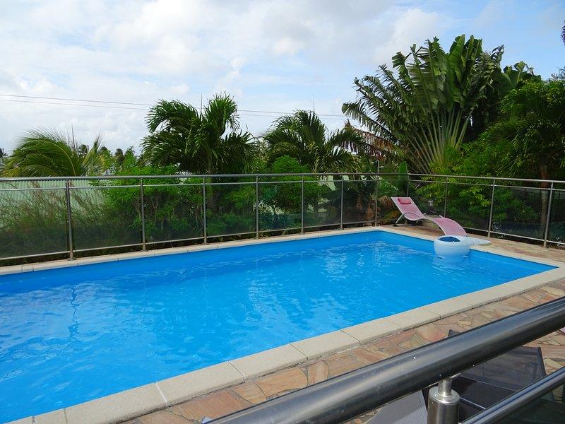 LAVANDE, alquiler de vacaciones en Anse-Bertrand