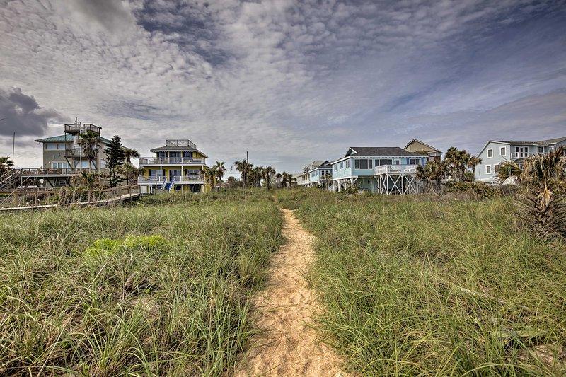 La vostra vacanza Sunshine State attende in questa casa vacanze!