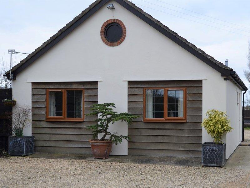 View towards the single-storey property