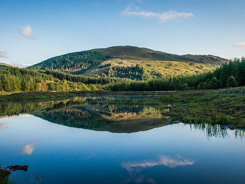 Stunning Highland Titles Reserve