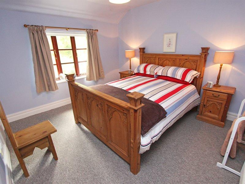 Fabuloso dormitorio principal tamaño King