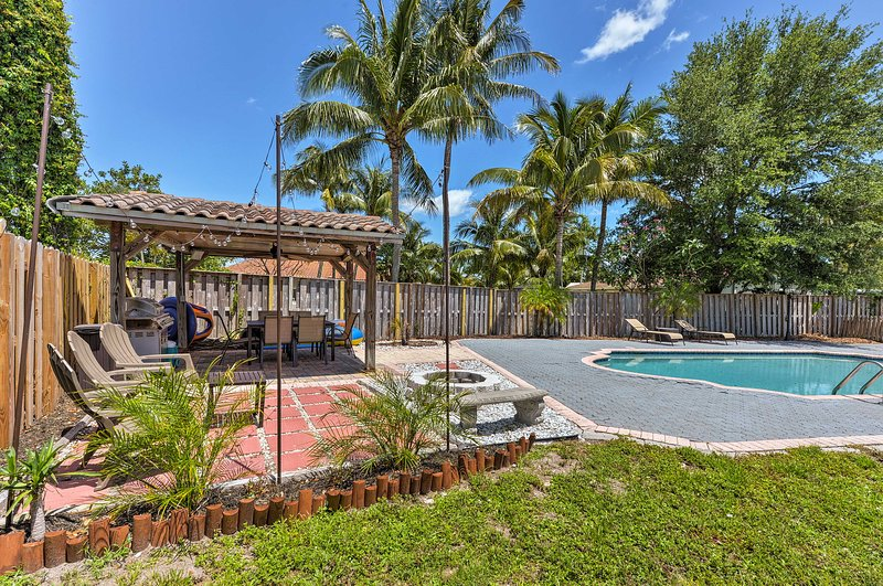 Make the most of your Florida getaway at this Boca Raton vacation rental home!