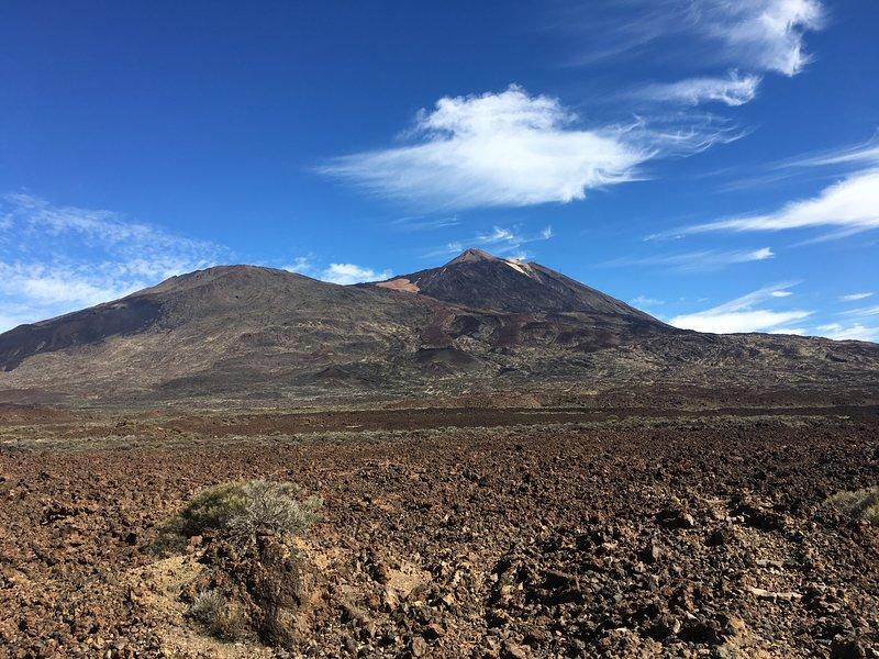 El Teide (volcano)