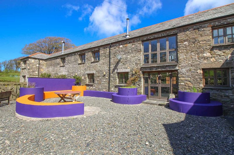 The Leat, holiday rental in Boscastle