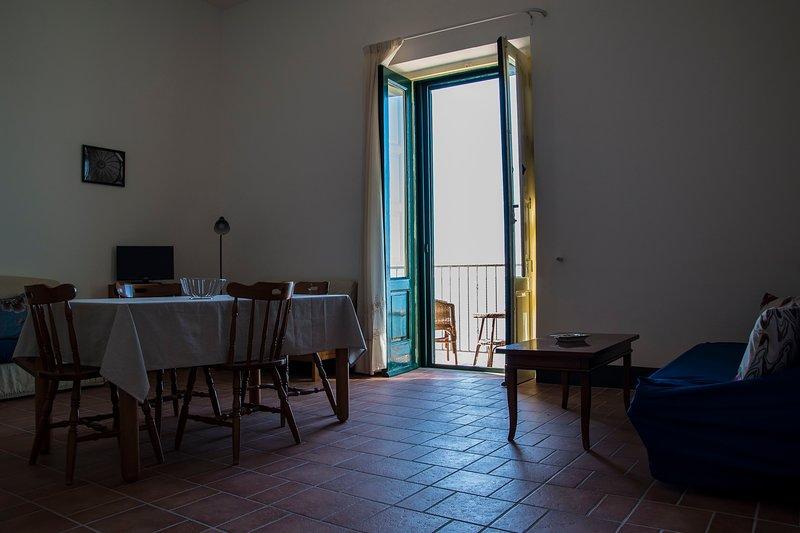 La Titina, holiday rental in Marina di Pisciotta