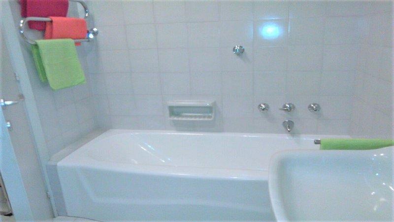 zona de baño