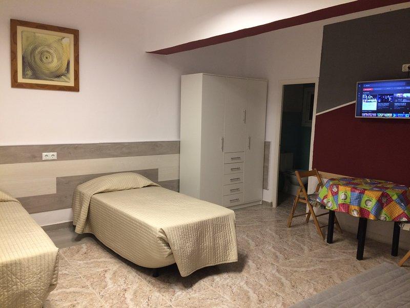 En suite studio in a charming villa No2, holiday rental in Torremolinos