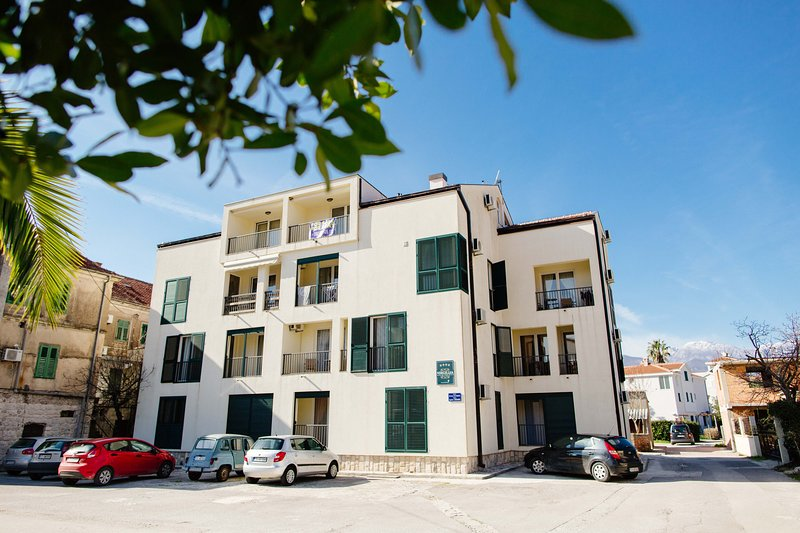 Nirgilija apartments – semesterbostad i Tivat