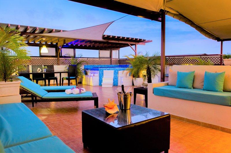 Santo Domingo City Center Penthouse ✔️, holiday rental in San Cristobal