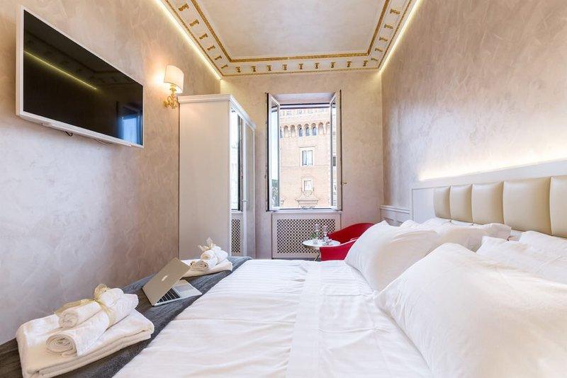 Luxus Executive Suite - vista Piazza Venezia