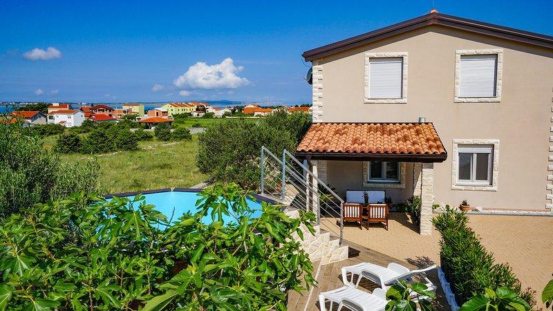 Casa Marina Apartment 2, location de vacances à Vrsi