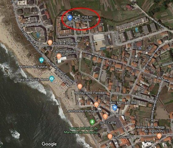 Praia Apart. Inteiro - Apúlia - Braga, holiday rental in Apulia