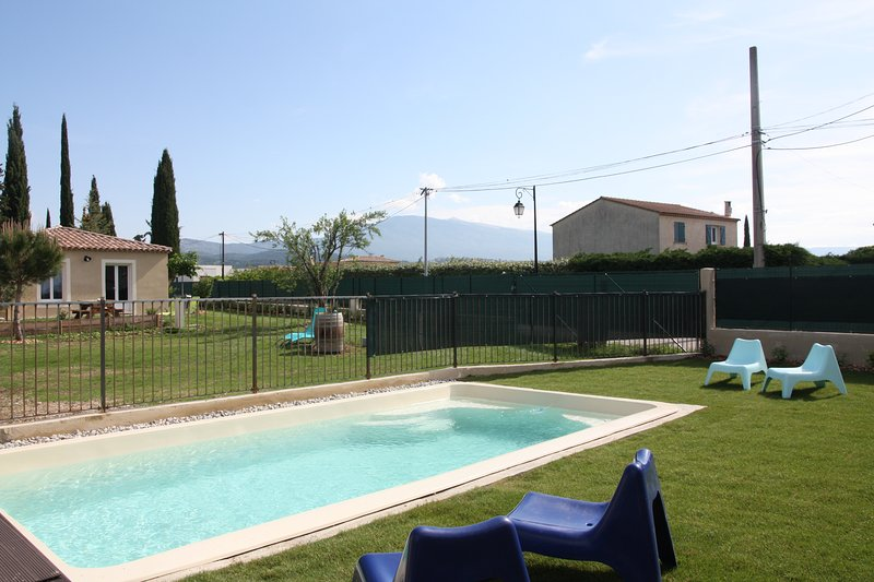 Bastide saint ambroise, holiday rental in Saint-Pierre de Vassols