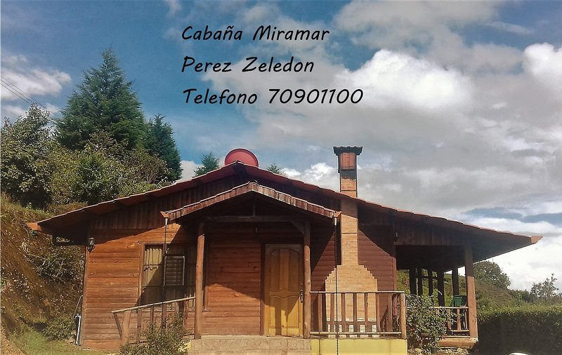 Cabaña de descanso en un lugar fresco entre el cerro de la muerte y San Isidro.., vacation rental in San Isidro del General District