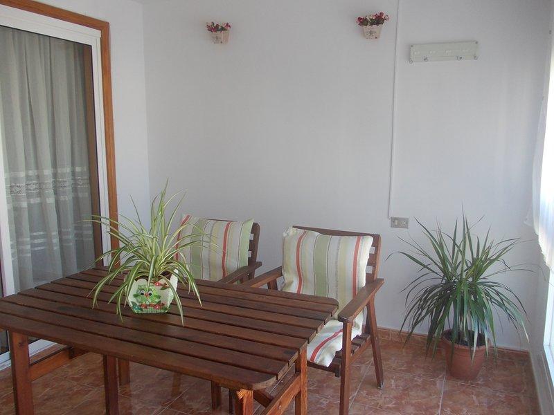 Beautiful apartment with sea view, aluguéis de temporada em Amposta