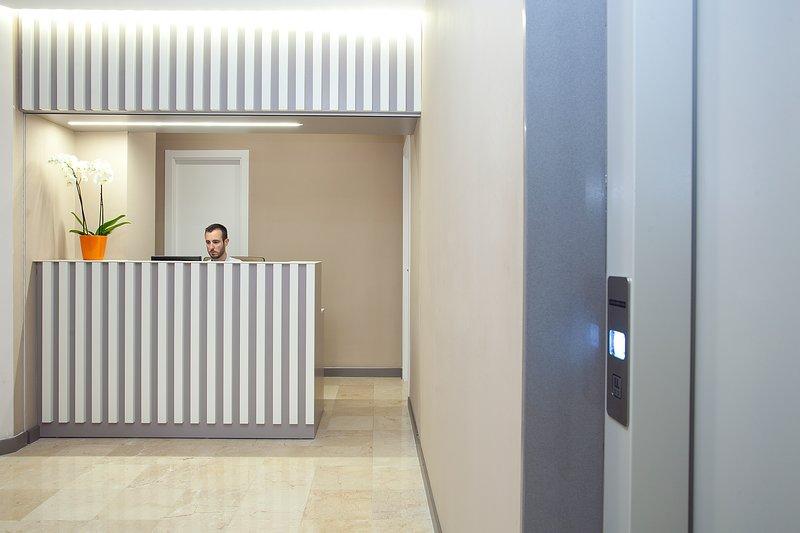 Apartments Ribera - Receptie