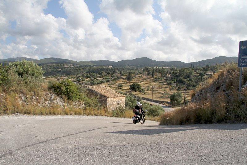 Maravillosa isla para disfrutar en moto