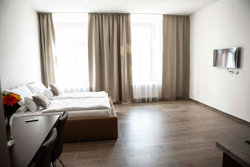Euro Apartments Lidická 39 Brno, location de vacances à Moravie du Sud
