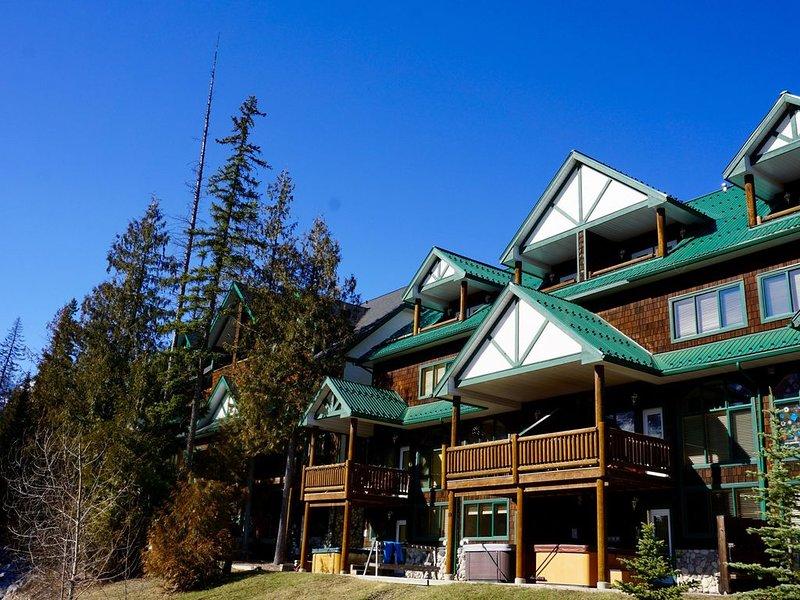 Cedar Ridge Estates   Ski In / 5 minuters promenad till hissarna