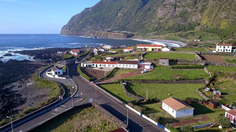 Casa do Baixio - Fajã Grande, vacation rental in Flores
