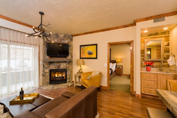 Located at Canyons Village Base w/ Free Shuttle, Resort Spa & Ski In/Out Access Chalet in Park City