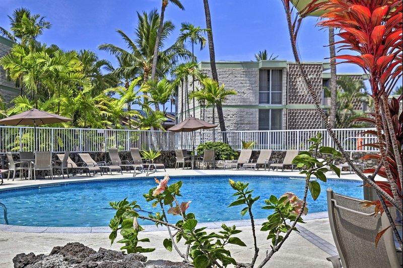 Say Aloha to this beautiful Kailua-Kona vacation rental condo!