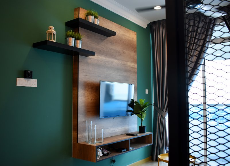 Upbeat Stay in Malacca City-PLAY Residence at The Wave, holiday rental in Masjid Tanah