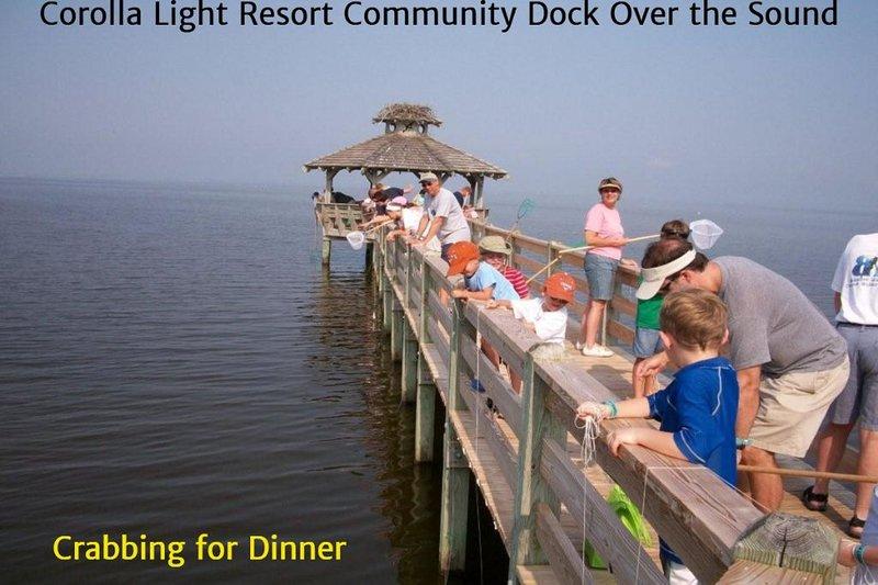 Crabbing Fun no Dock Comunidade