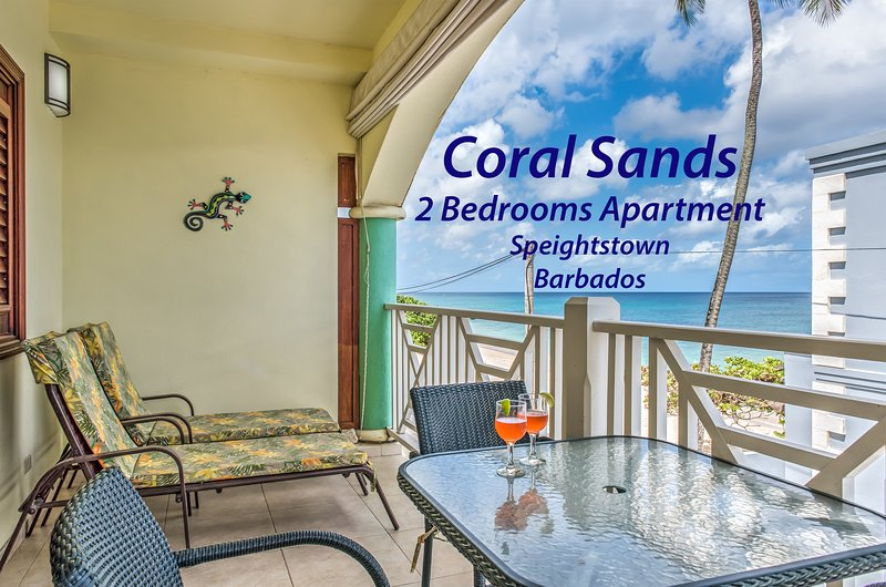 Coral Sands apartment, a lot of space for you!