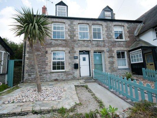 Dale Cottage - Crantock Village centre sleeps 6, Ferienwohnung in Crantock