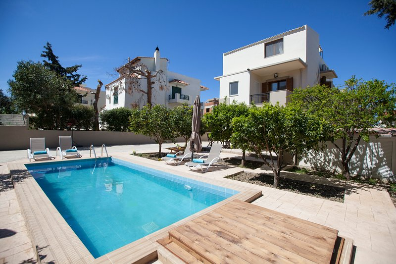 Sunny Rhodes Villa, holiday rental in Koskinou