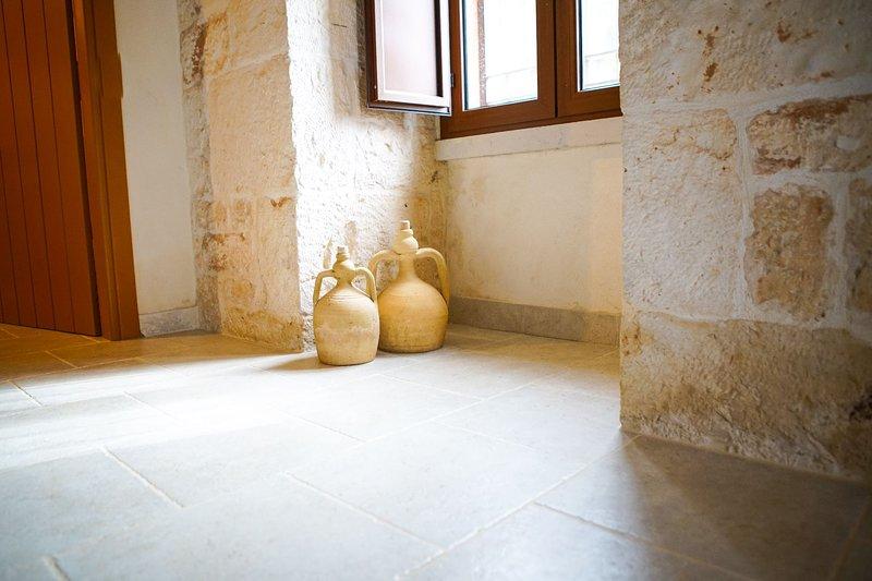 Masseria Guadiano Vecchio - Casa Forlì - Stanza da letto