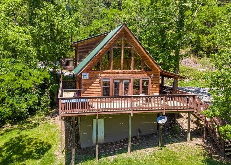 Smoky Waters, holiday rental in Sevierville