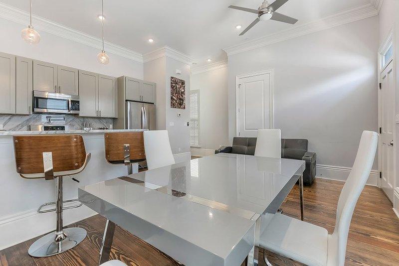 Dinning area / Living room