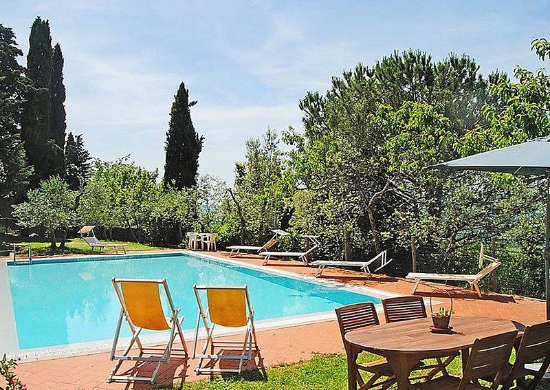 Villa del Nibbio, casa vacanza a Loro Ciuffenna