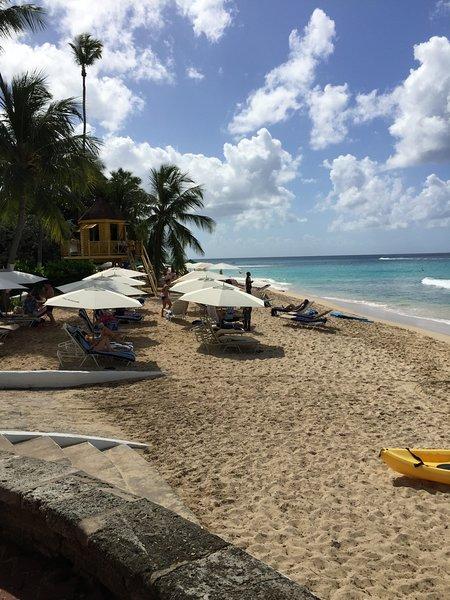 Fairmont beach club facilities